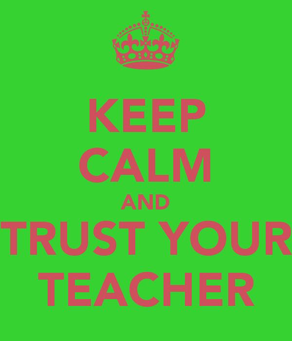 trust-teachers